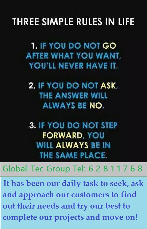 Ask, Seek & Move