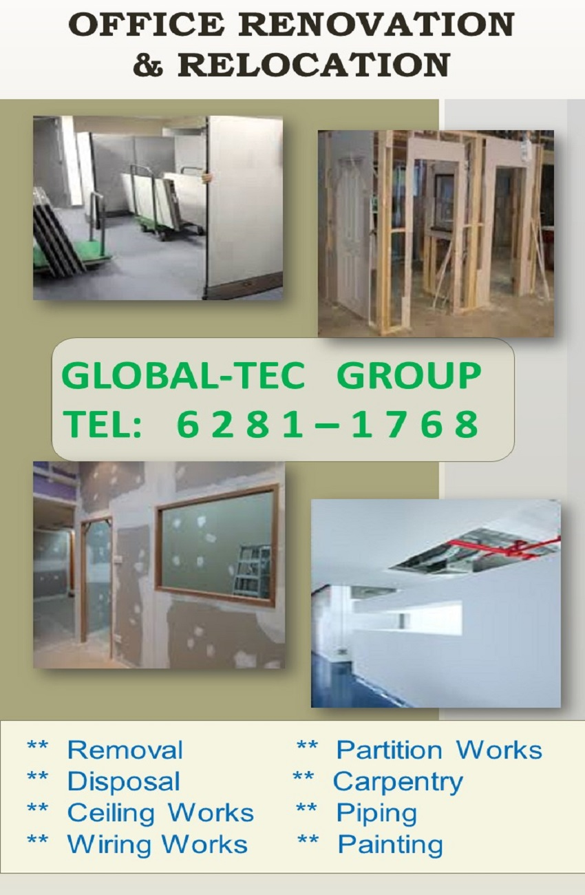Office Renovation & Relocation
