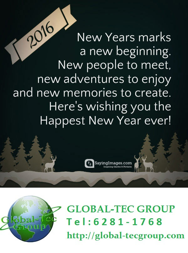 GT Group 2016 New Year